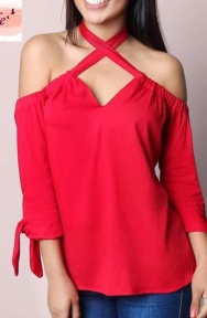 blusas vestidos challis (4)