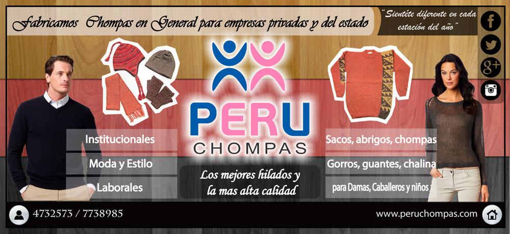 Peru Chompas