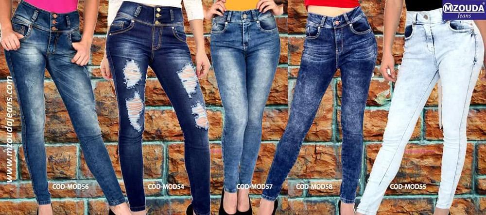 Mzouda Jeans