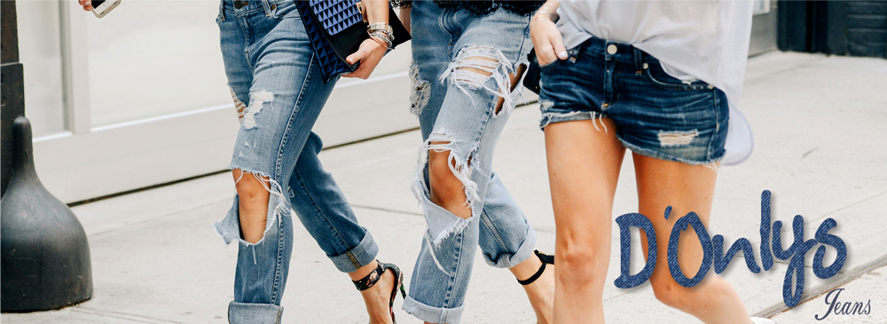 D'Onlys Jeans