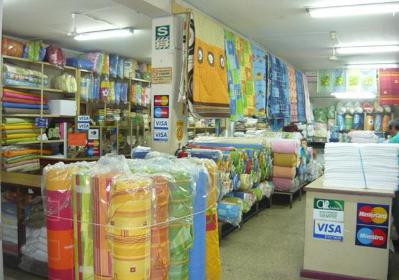 Textiles san carlos tiendas de ropa en gamarra lima per - San carlos cortinas ...