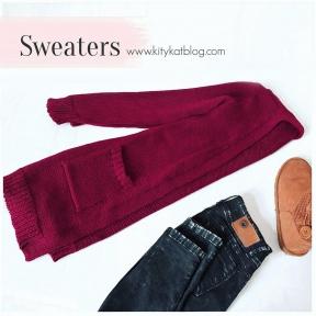 Sweaters Vino Gamarra