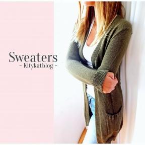 Sweaters verde militar Gamarra