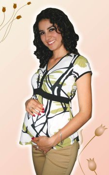 Vestidos de fiesta para embarazadas en gamarra