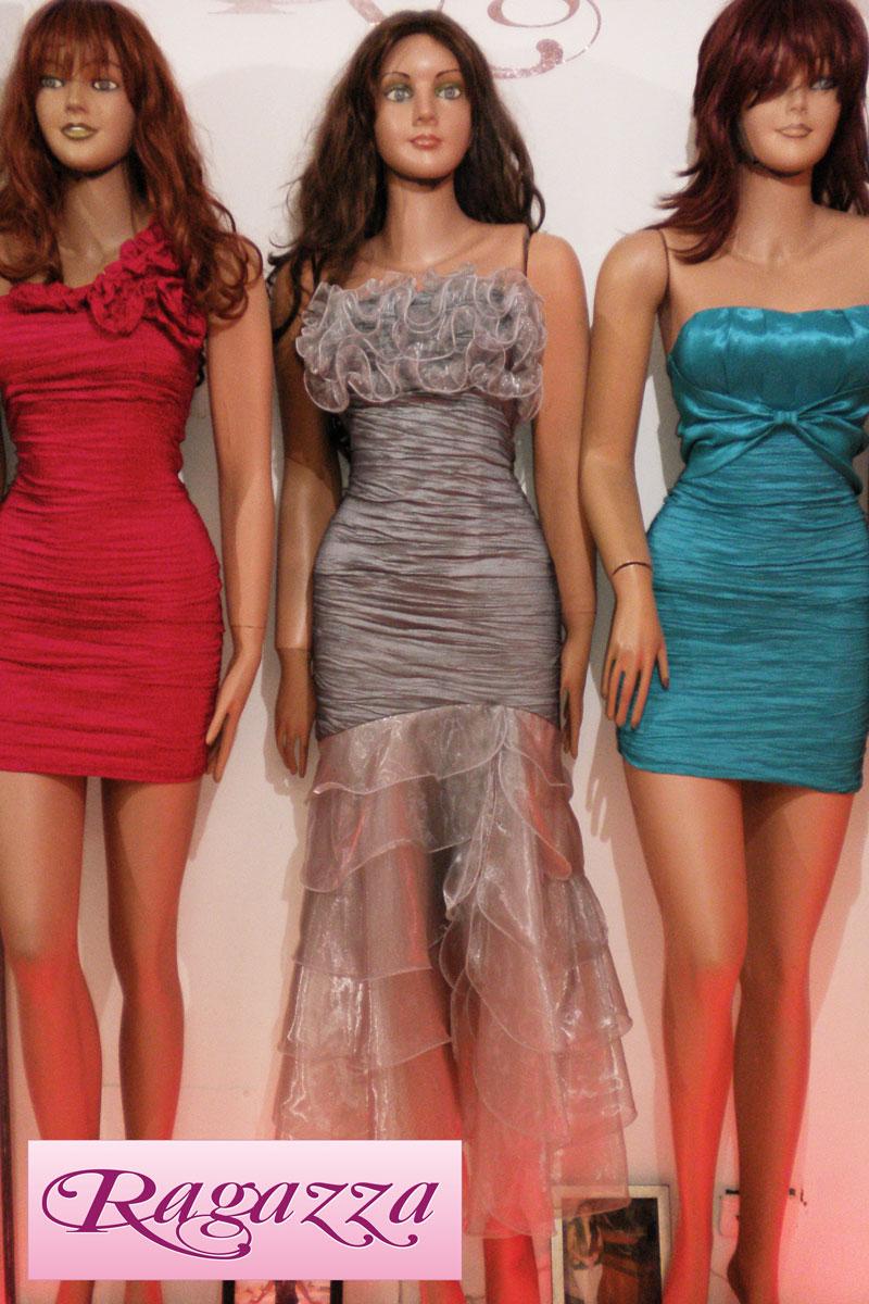 Tiendas de vestidos de fiesta en gamarra