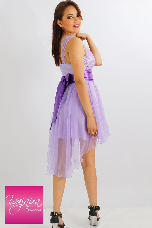 Modelos de vestidos de graduacion primaria