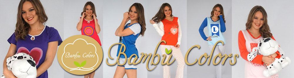 Pijamas Bambu Colors
