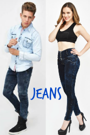 Jeans Rossil Gamarra