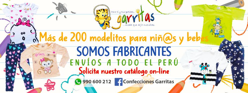 Confecciones Garritas
